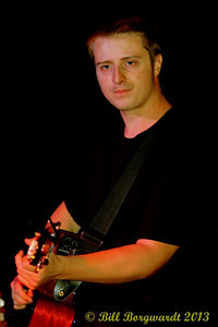 Jason Thomas - special featured BC songwriter and musician