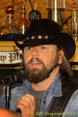 October 14, 2013 - Jason McCoy at Dog Rump Creek Tavern