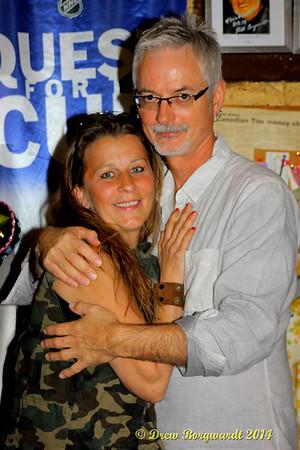 October 17, 2014 - Jamie Warren House Concert at Dog Rump Creek Tavern
