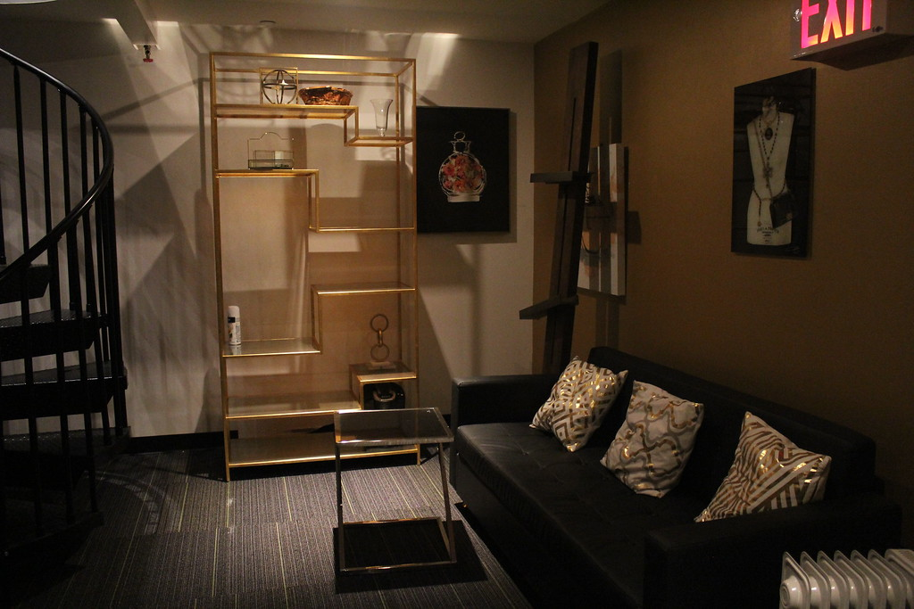green room - private access from 55th