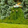 A goblin in the garden