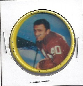 Sam Horner 1962 Salada Coins