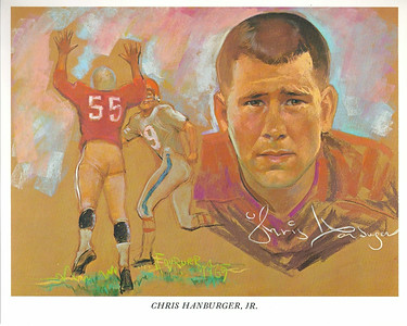 Chris Hanburger 1969 High's