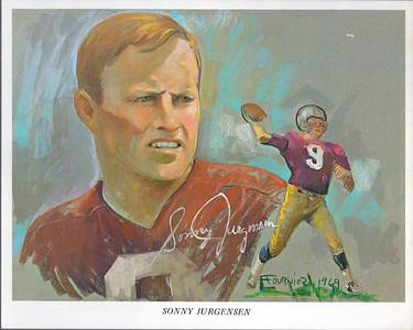 Sonny Jurgensen 1969 High's