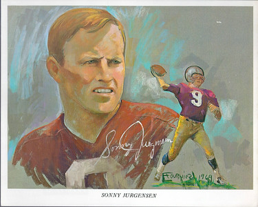 Sonny Jurgensen 1969 High's