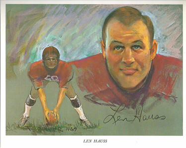 Len Hauss 1969 High's