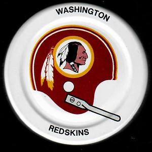 1970s Gatorade Redskins Logo Helmet Caps