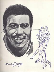 1973 Frozen Coke Charley Taylor