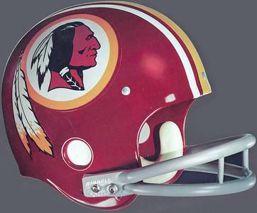 1973 Baltimore Sun Team Helmets