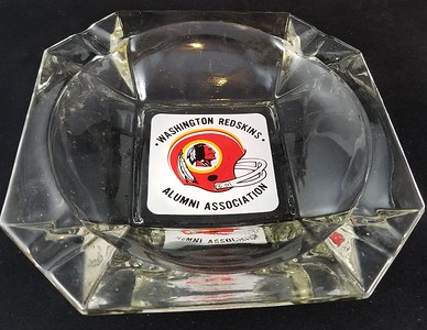1970s Redskins Alumni Association Ashtray