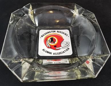 1970s Redskins Alumni Association Ashtray