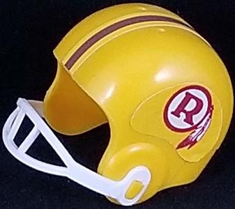 Redskins Gumball Helmet 1971
