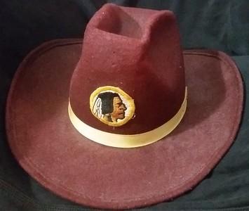 1970s Redskins Hat
