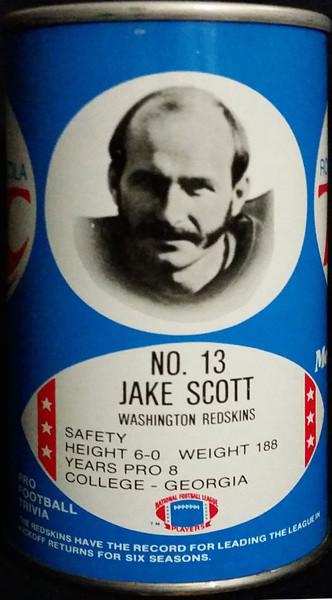 Jake Scott 1977 RC Cola