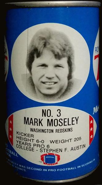 Mark Moseley 1977 RC Cola