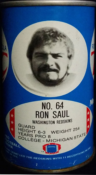 Ron Saul 1977 RC Cola