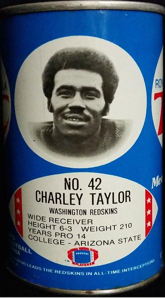 Charley Taylor 1977 RC Cola