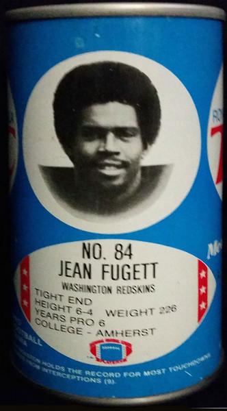 Jean Fugett 1977 RC Cola