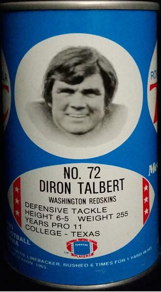 Diron Talbert 1977 RC Cola