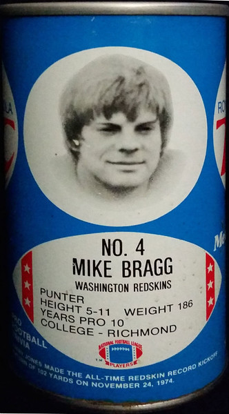 Mike Bragg 1977 RC Cola