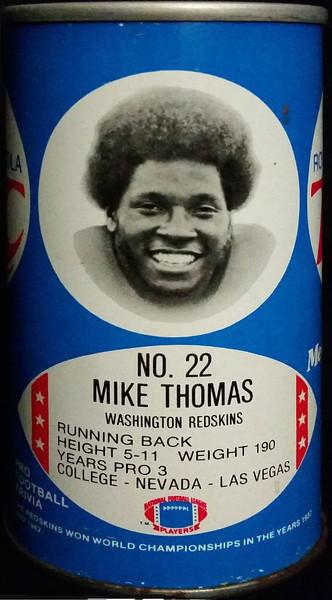 Mike Thomas 1977 RC Cola
