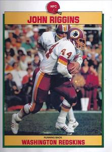 John Riggins 1984 Parachute Press