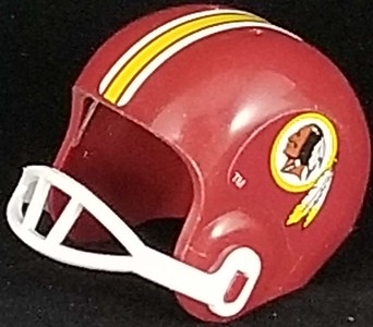 Redskins Gumball Helmet 1980s