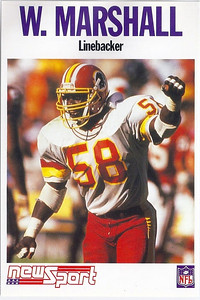 1992 Newsport Wilber Marshall