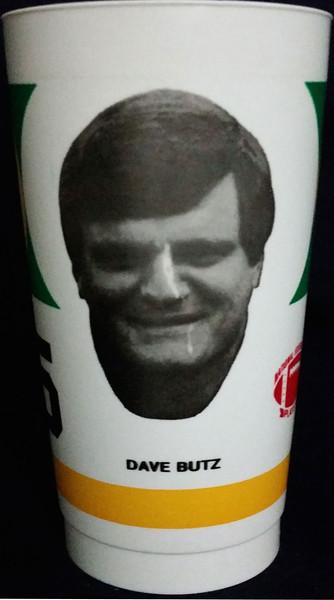 Dave Butz 1982 NFLPA Cup