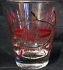 1960s Hedy Redskins Shot Glass