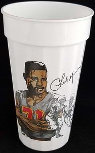 Charles Mann 1991 McDonald's Cup