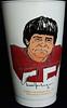 Chris Hanburger 1973 Slurpee Cup