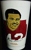 Larry Brown 1972 Slurpee Cup