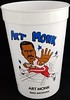 Art Monk 1991 7-Eleven Super Big Gulp Cup