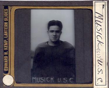 1930s Glass Negative Jim Musick