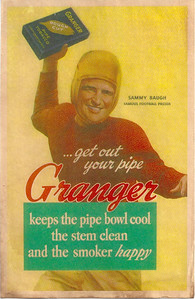 1930s Granger Tobacco Sammy Baugh