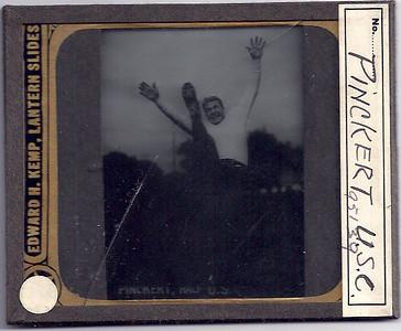 1930s Glass Negative Erny Pinckert