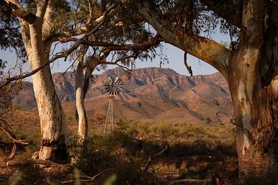 Flinders Ranges, SA, 2018