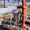 """My Bucket Runneth Over with """"Water"""". (cropped)"""