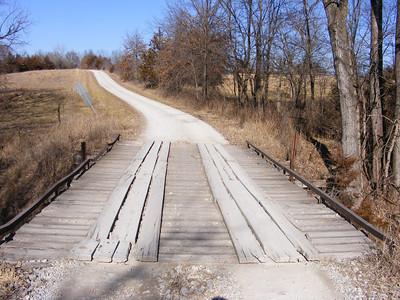 Bridge North of Home.