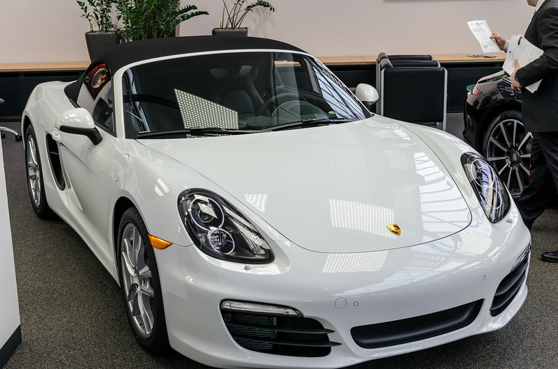 Boxster Delivery