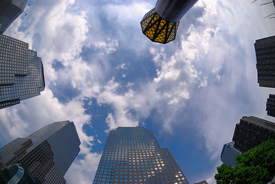 Lower Manhattan Sky
