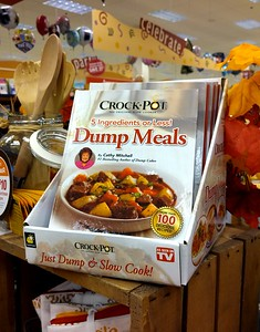 """Dump Meals""?  Do I even wanna know??"