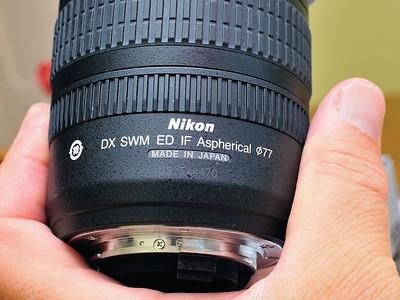 Nikon 12-24 Lens For Sale