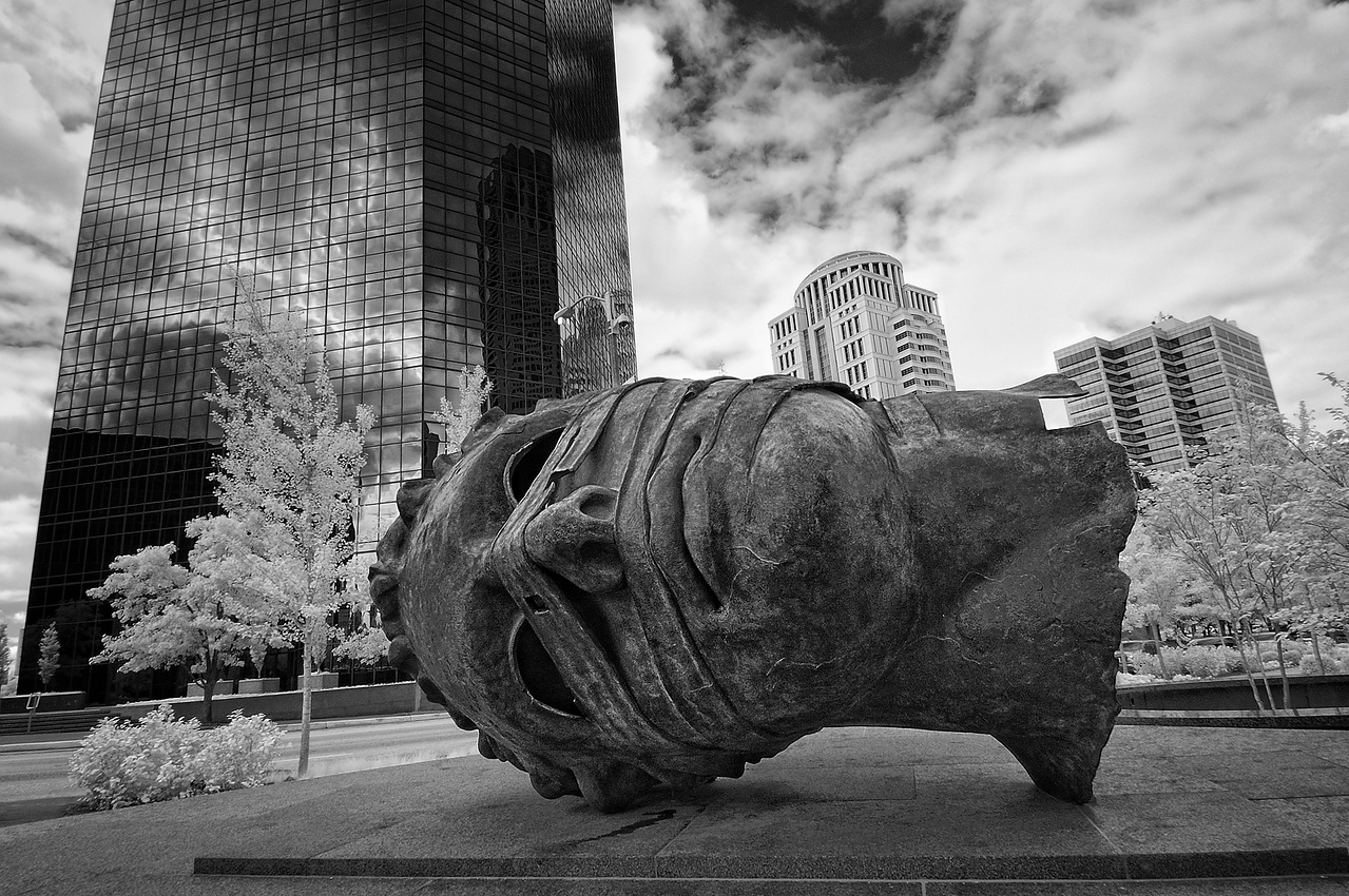 A Head in the City<br /> July 18, 2009