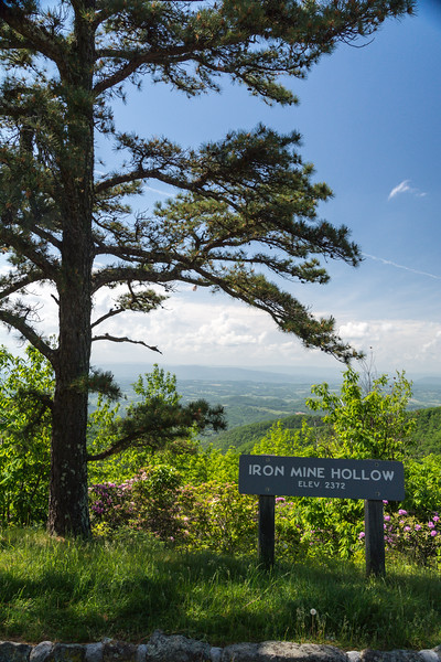 Blue Ridge Parkway Overlook, VA