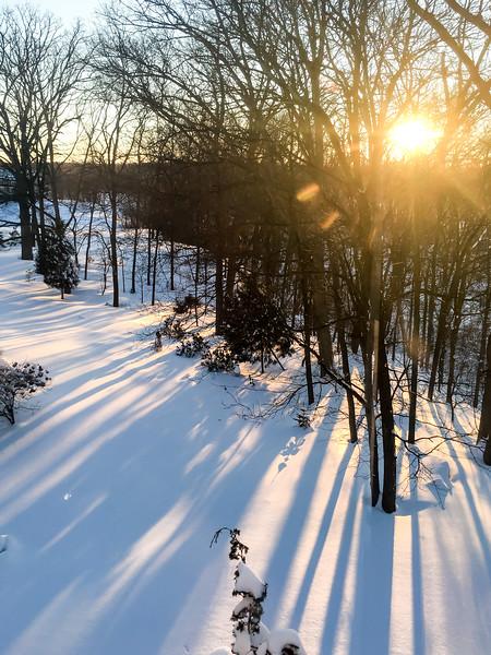 Sunrise After #Snowzilla