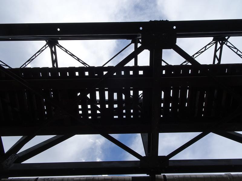 Bridge and sky II