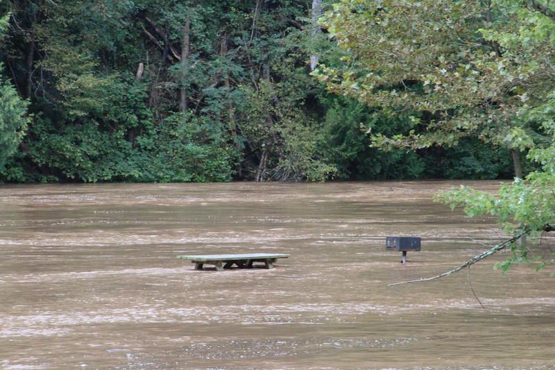 9-17-18: Flooding, Wildwood Park