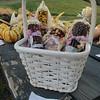 9-8-15: Corn dolls, roadsife produce stand.